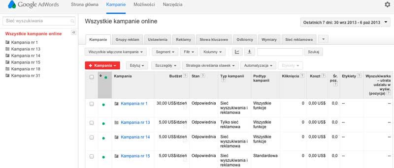 Kampanie google ADS - adwords - dlaczego warto ?