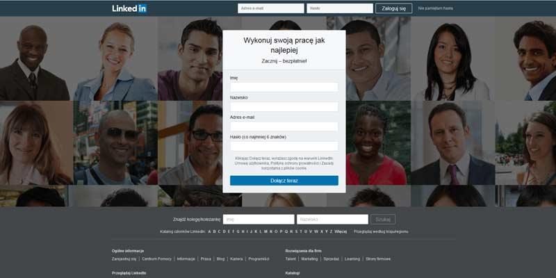 Jak reklamować i sprzedawać poprzez LinkedIn?
