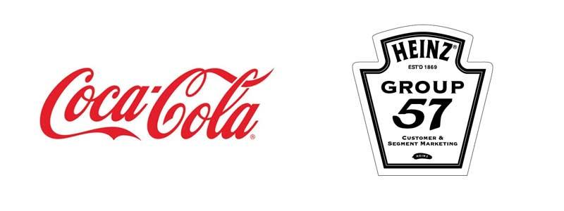 Loga Coca-Cola - Heinz
