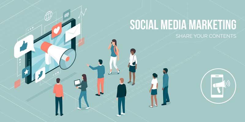 Jakie działania marketingowe w social mediach ?