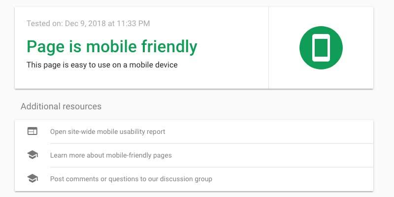 Nowoczesna strona internetowa powinna być w pełni mobilna