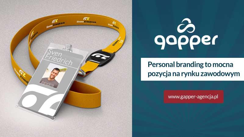 Personal branding to mocna pozycja na rynku zawodowym