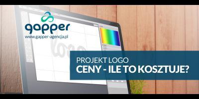 Ile koszuje projekt logo - ceny