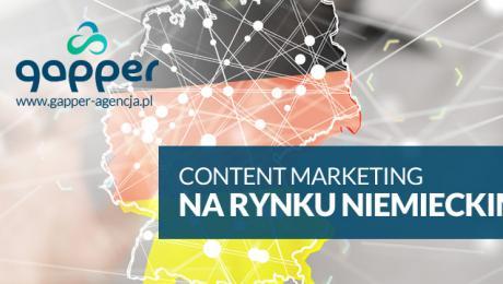 Content marketing na rynku niemieckim