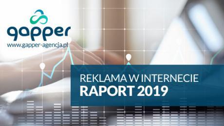 Raport z reklamy w internecie rok 2019 dane