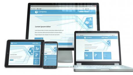 Strona internetowa jako ważna część naszego biznesu
