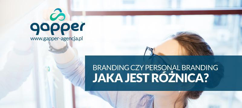 Branding vs Personal branding - czym jest