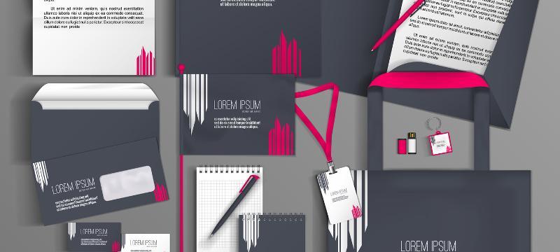 Gapper agencja - identyfikacja wizualna