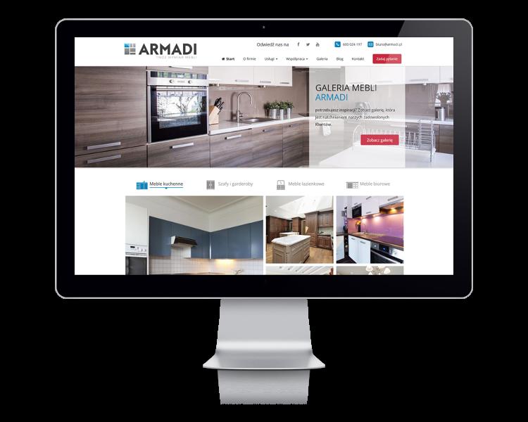 Gapper portfolio - Armadi