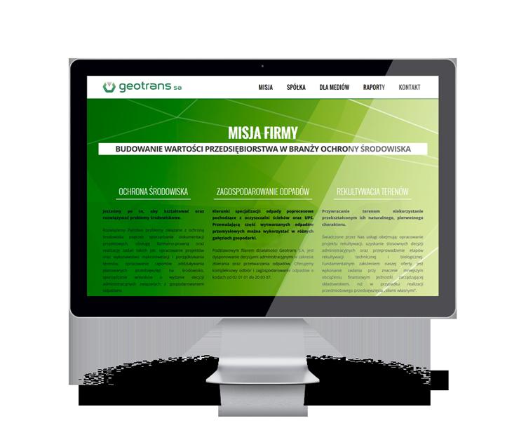 Gapper agencja - Profesjonalne strony internetowe