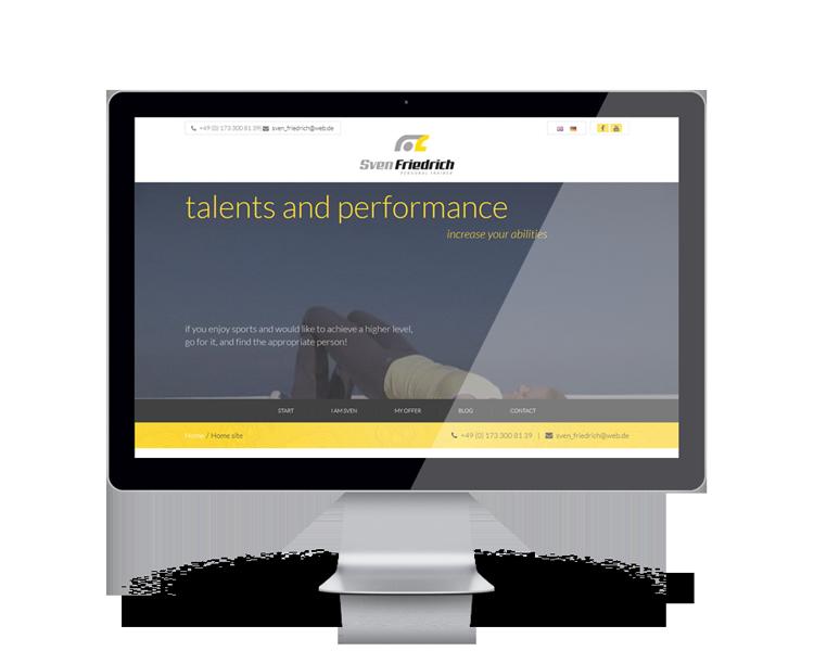Gapper portfolio - Projektowanie stron www