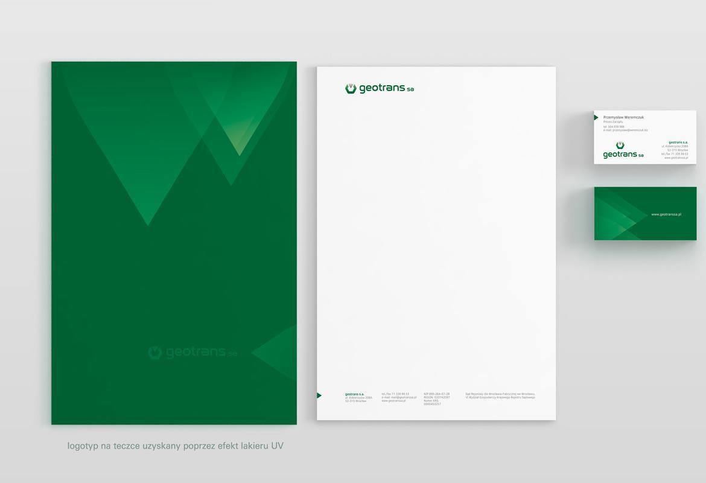 Gapper portfolio - elementy wizualne, promocja firmy