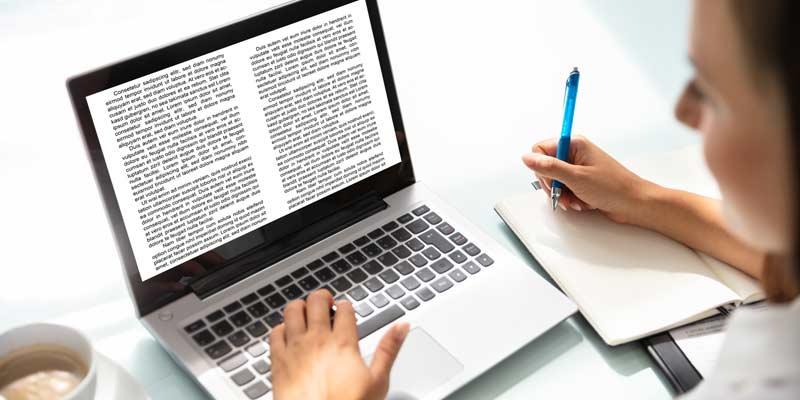 Jak tworzyć treść na firmową stronę internetową ?